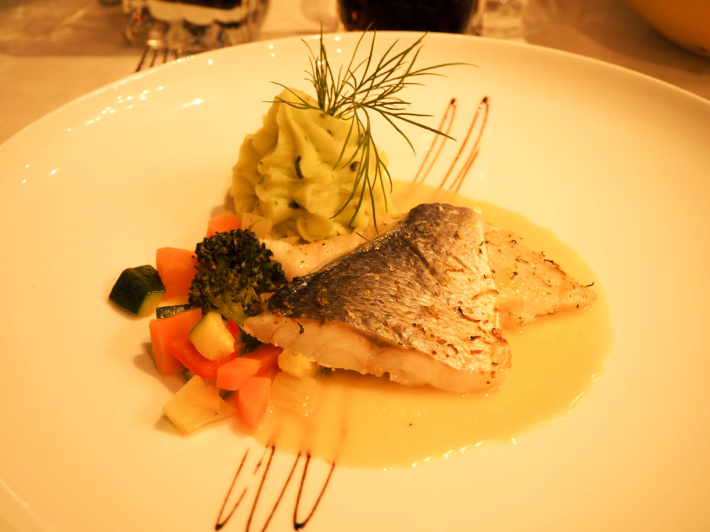 Hotel Plunhof Abendessen