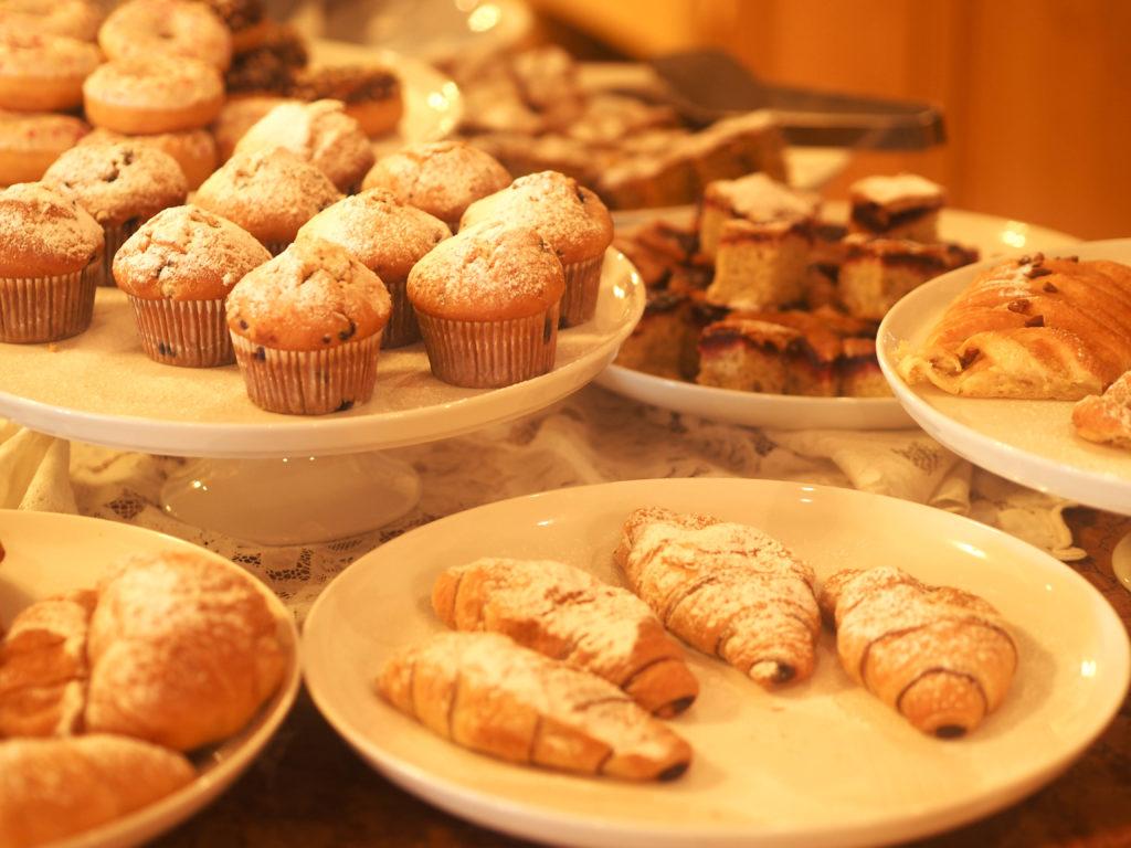 Hotel Plunhof Frühstück