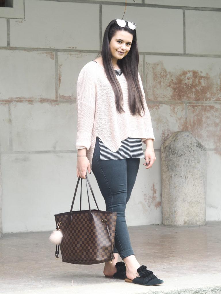 Louis Vuitton Bag Outfit