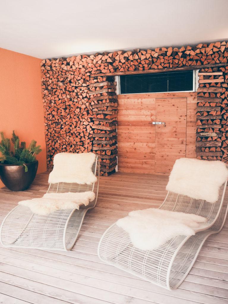 Arosea Life Balance Hotel Wellnessbereich