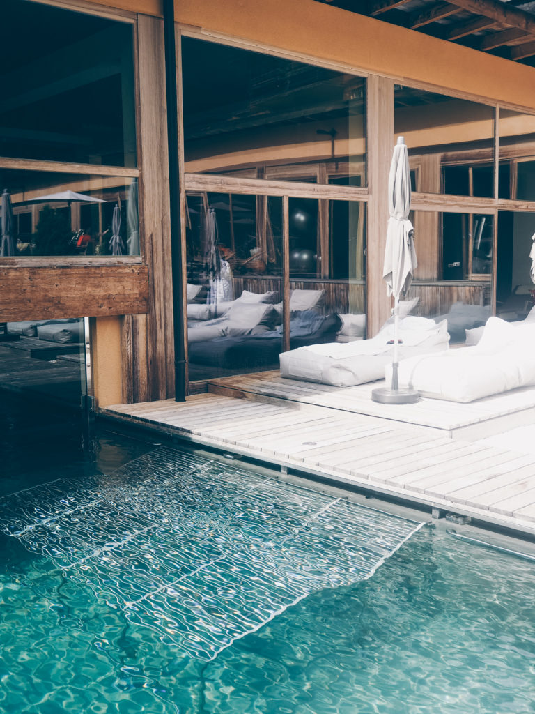 Arosea Life Balance Hotel Außenpool