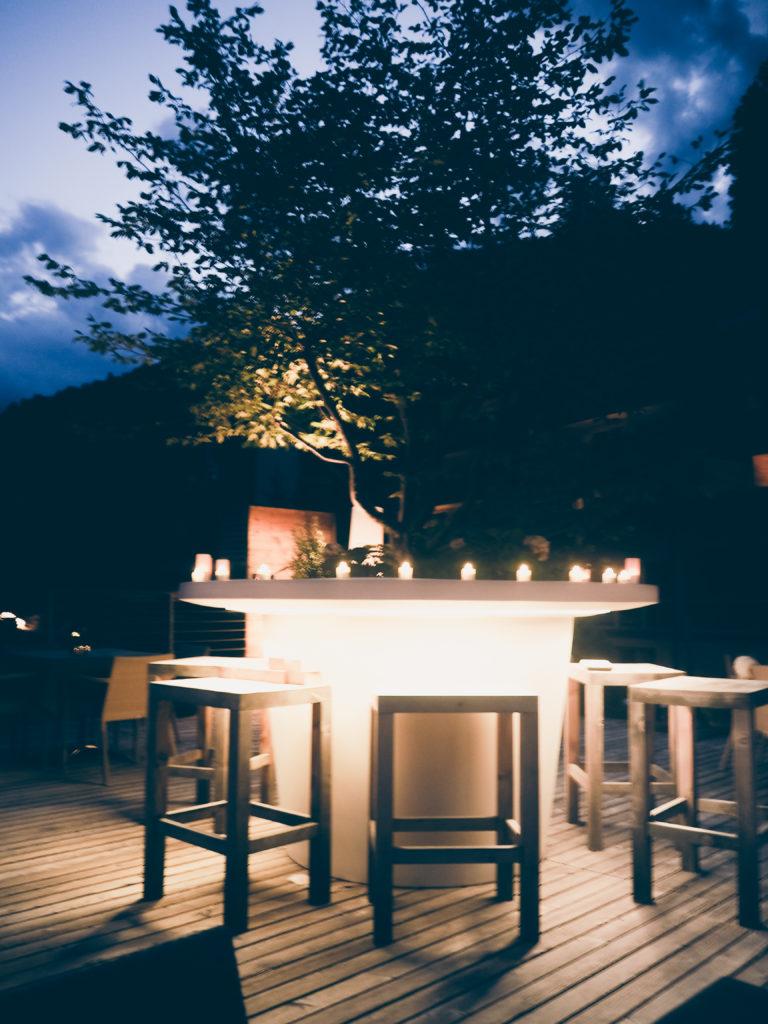 Arosea Life Balance Hotel Außenanlage
