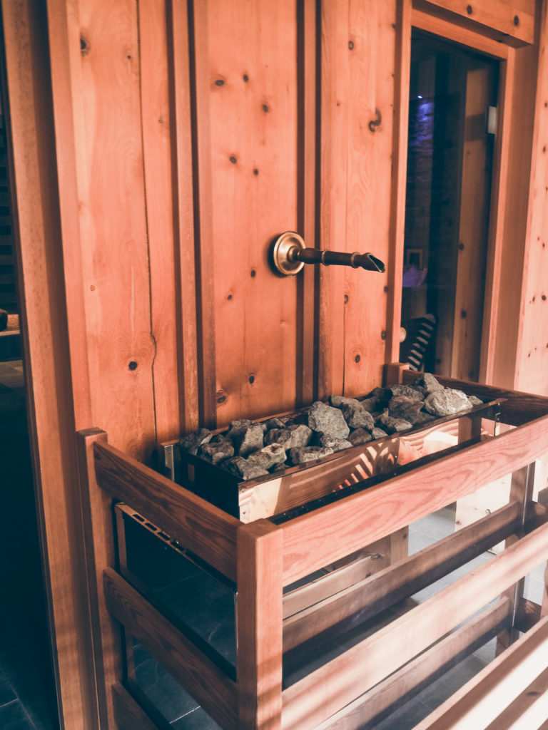 Arosea Life Balance Hotel Sauna