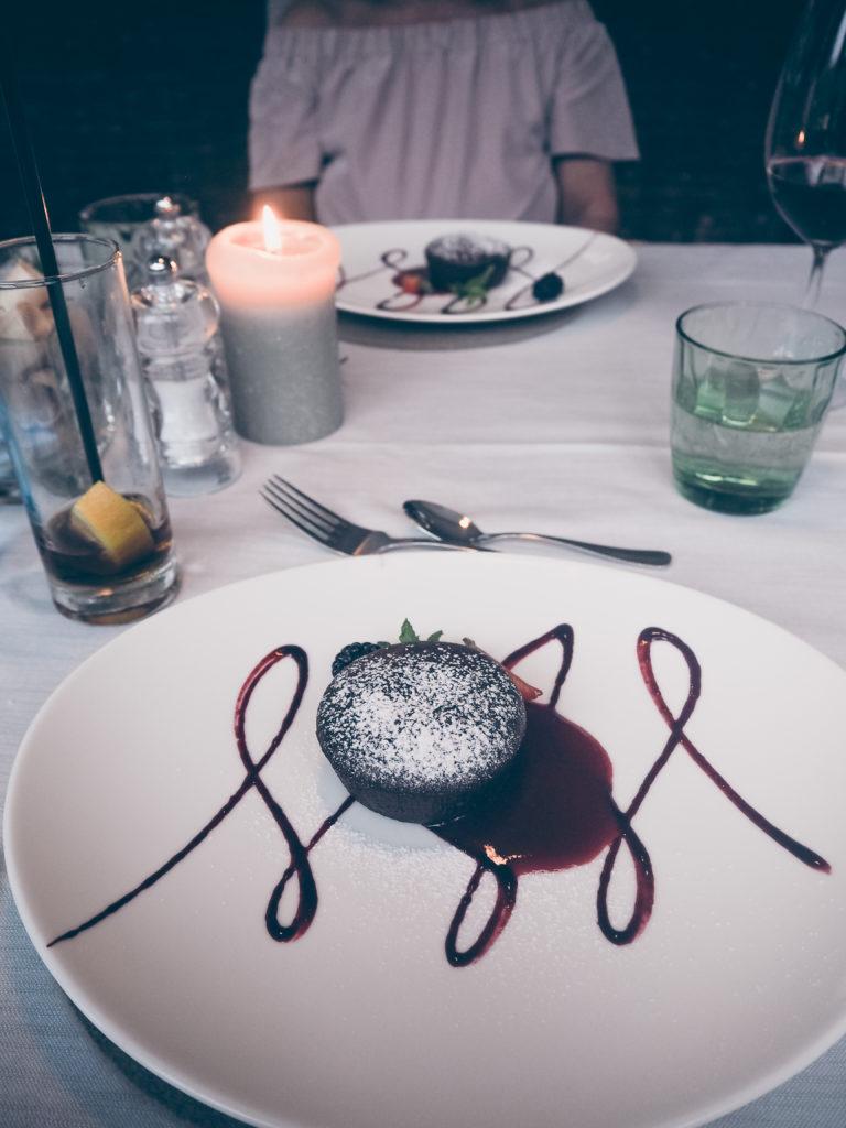 Arosea Life Balance Hotel Dessert
