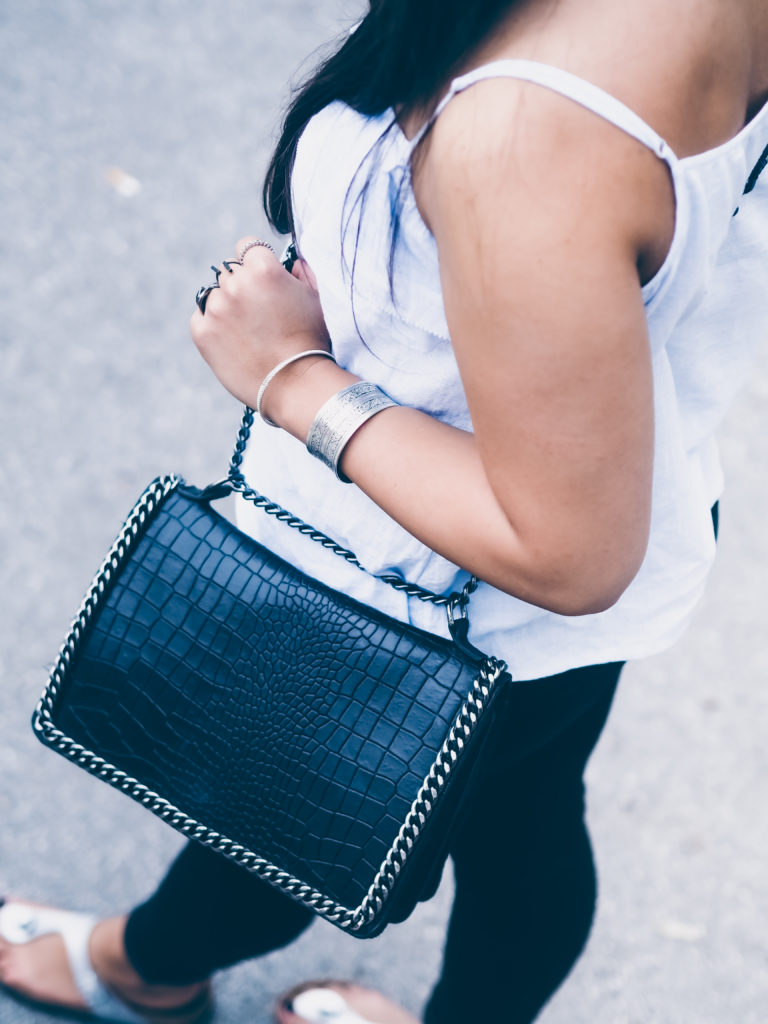 Basic Look mit Accessories Fulltimelifeloverblog