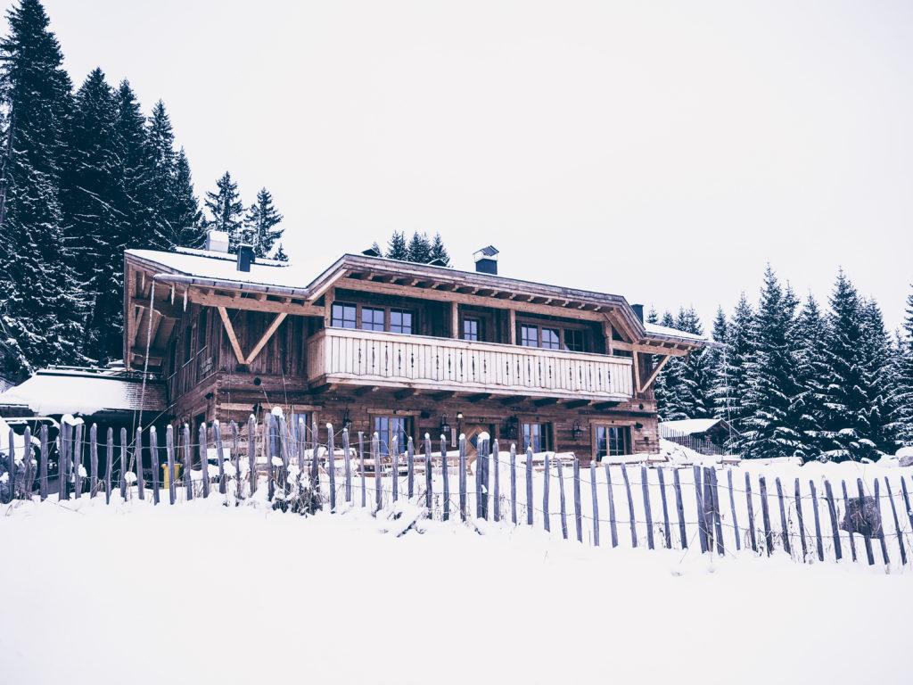 Kasermandl Hütte