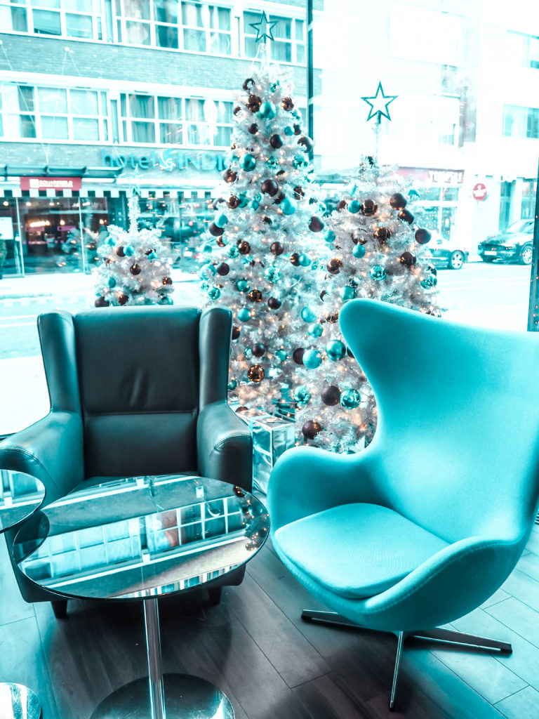 Motel One London Tower Hill London Hotel Lobby