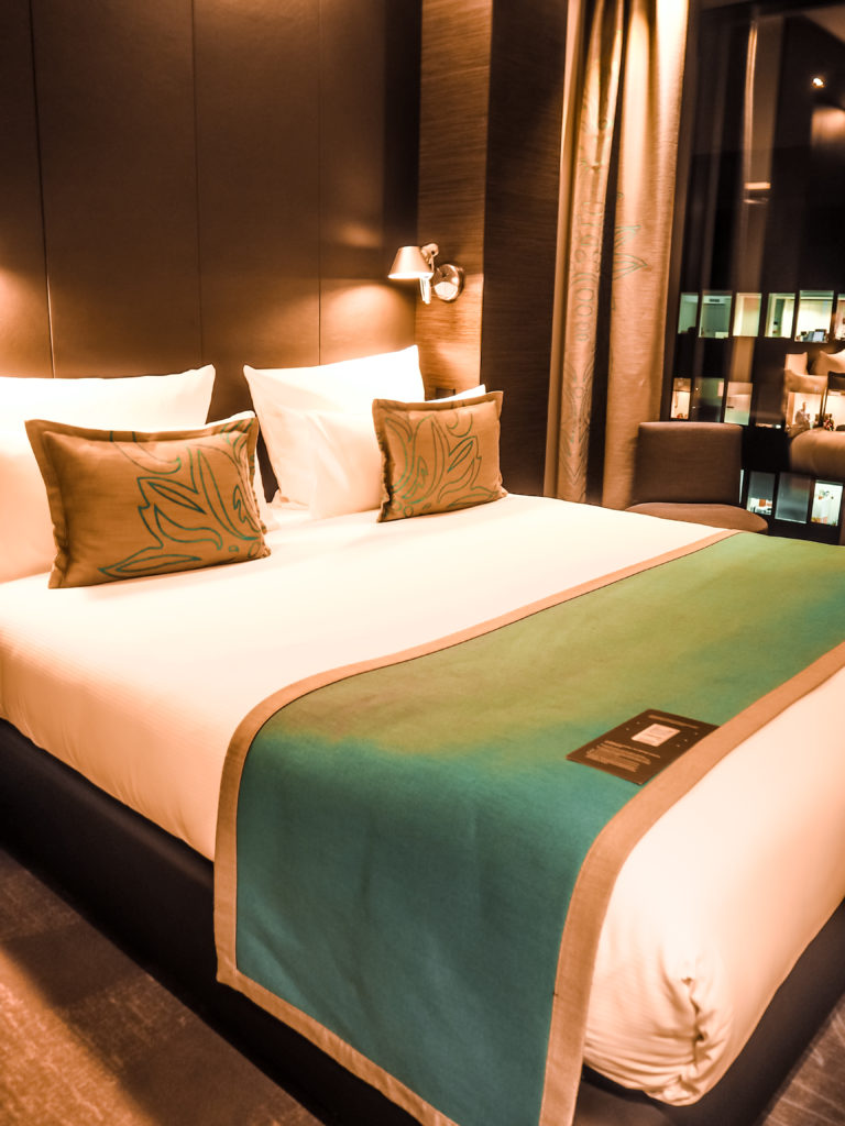 Motel One London Tower Hill Zimmer