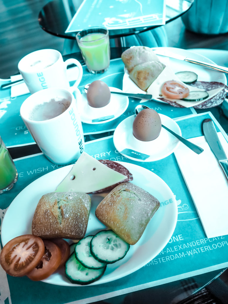 Motel One London Tower Hill London Hotel Frühstück