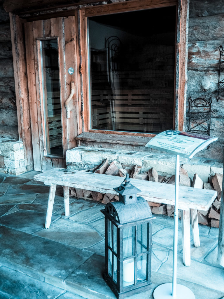 Sauna Stock Hotel