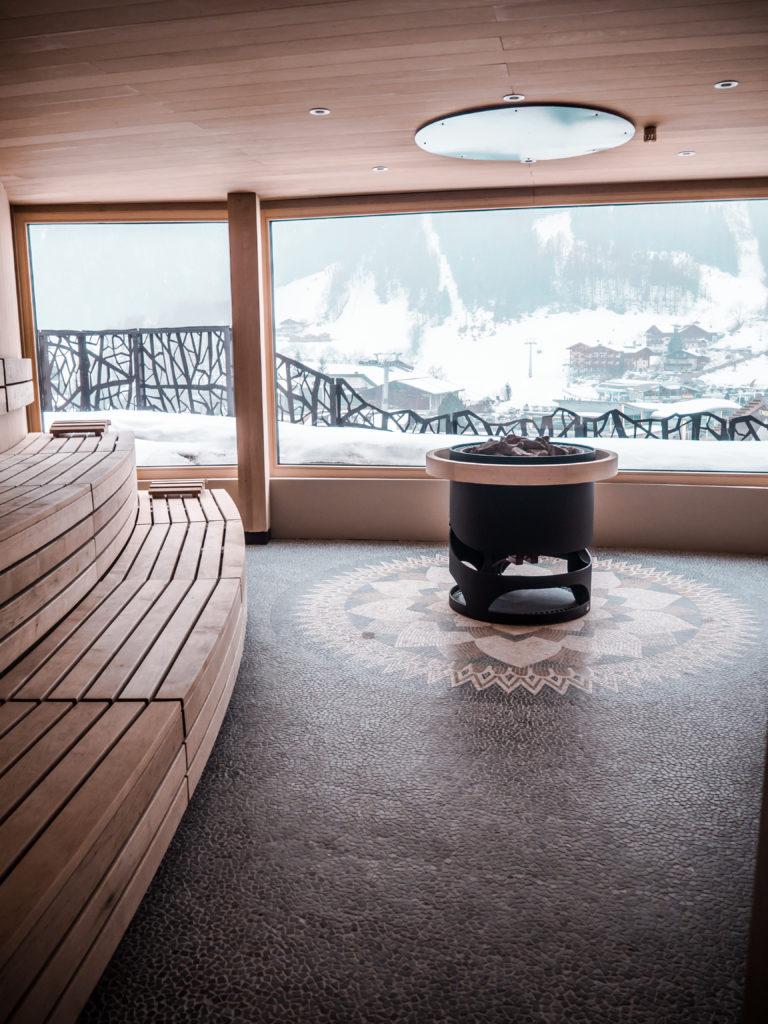 Silena Hotel Sauna