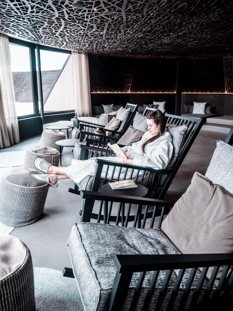 Silena Hotel Wellnessbereich