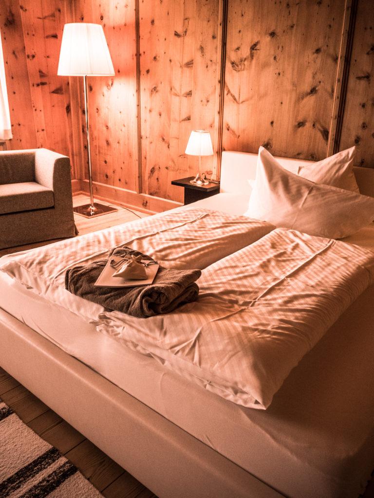 Weißes Kreuz Südtirol Hotelzimmer