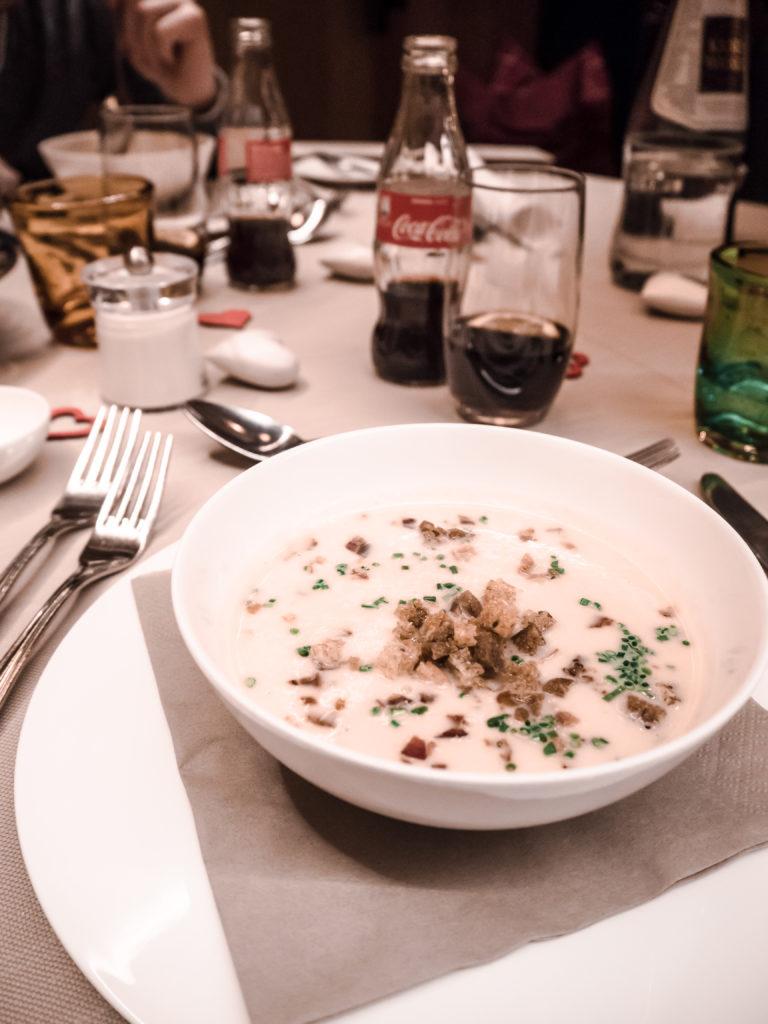 Hotel Weißes Kreuz Suppe