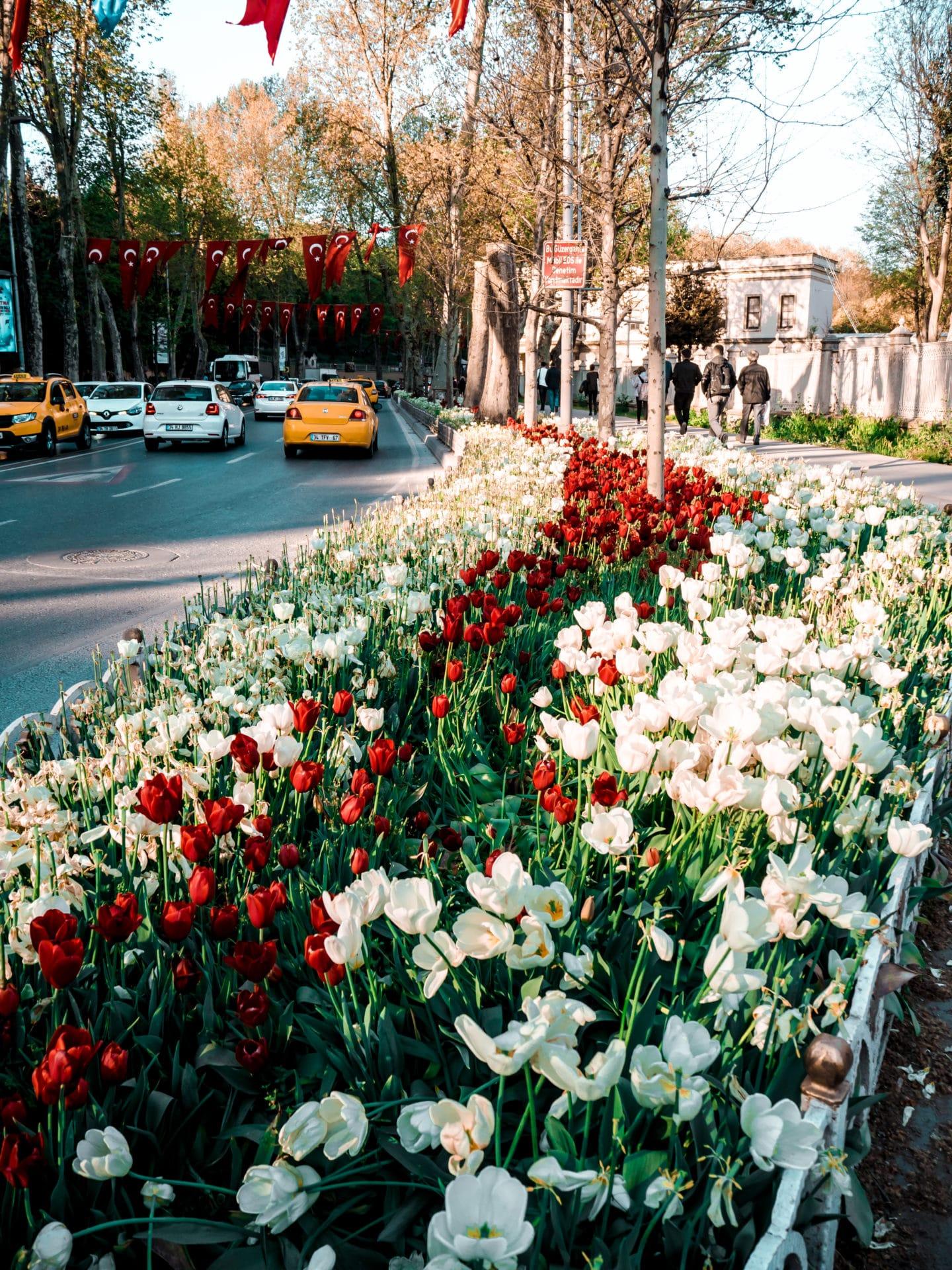Istanbul Straßen