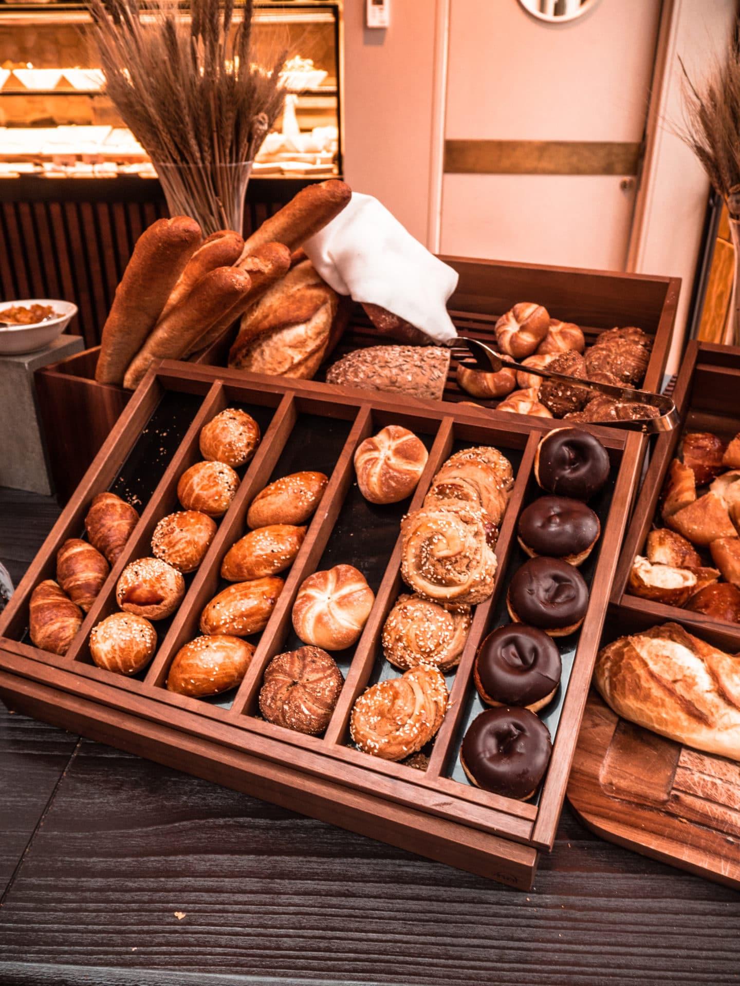 Galata Hotel Frühstück