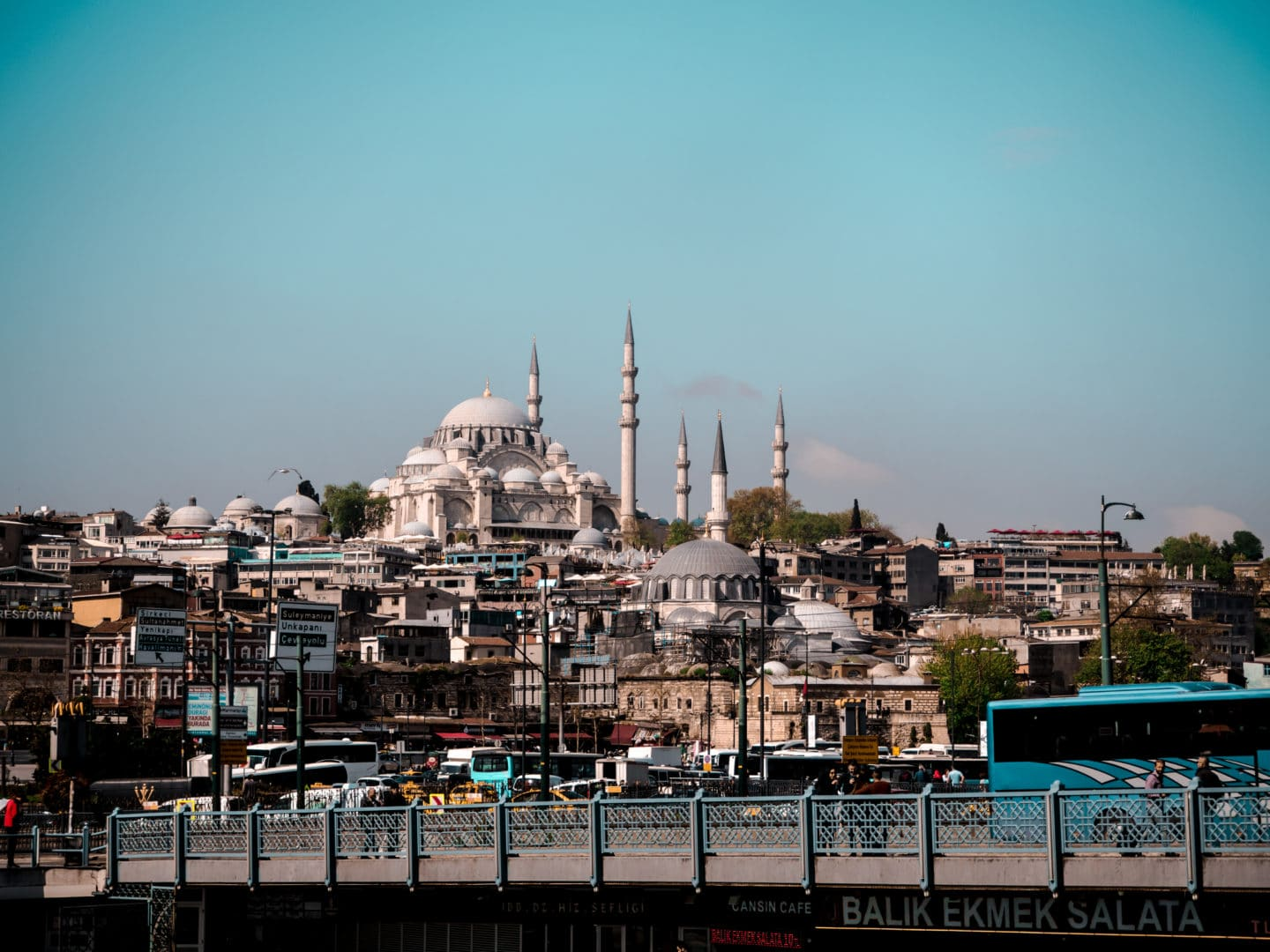 Istanbul Sightseeing Tipps