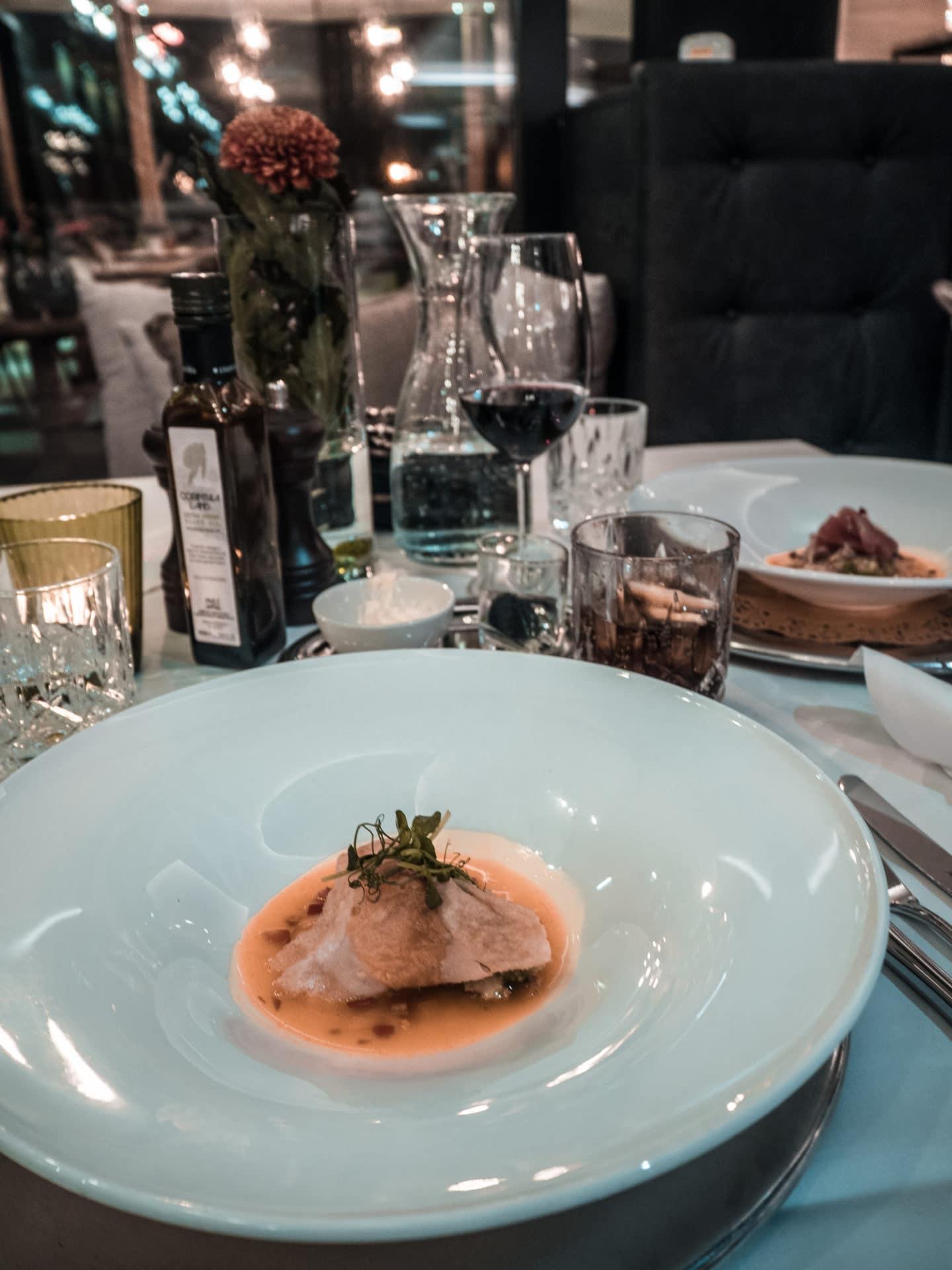 Abendessen Alpenresort Schwarz
