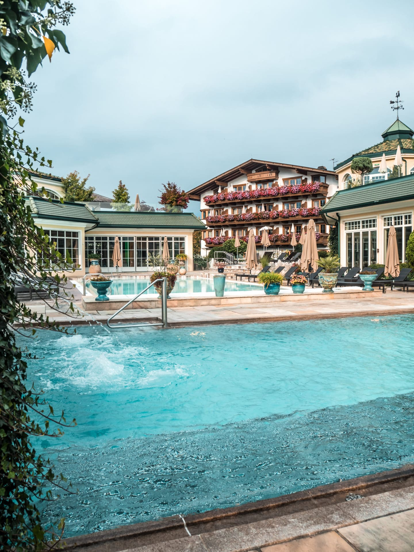 Wellnesshotel Schwarz Pool