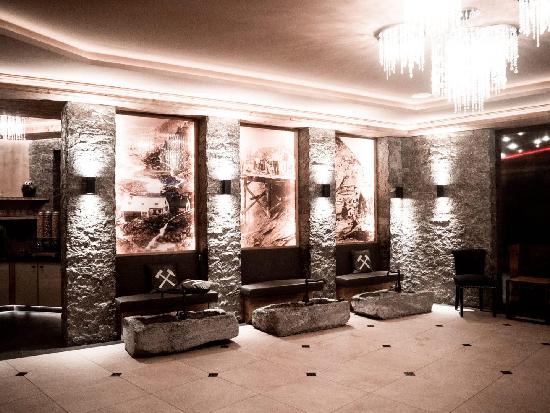 Saunawelt Hotel Plunhof