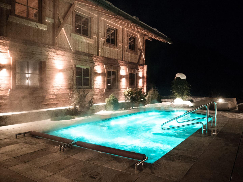 Whirlpool Hotel Plunhof