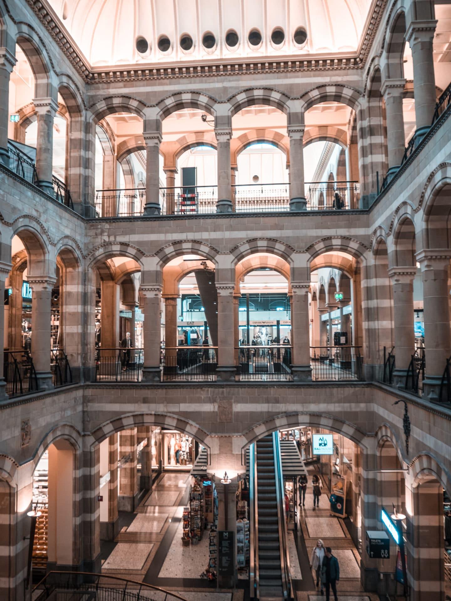 Shoppingcenter Amsterdam