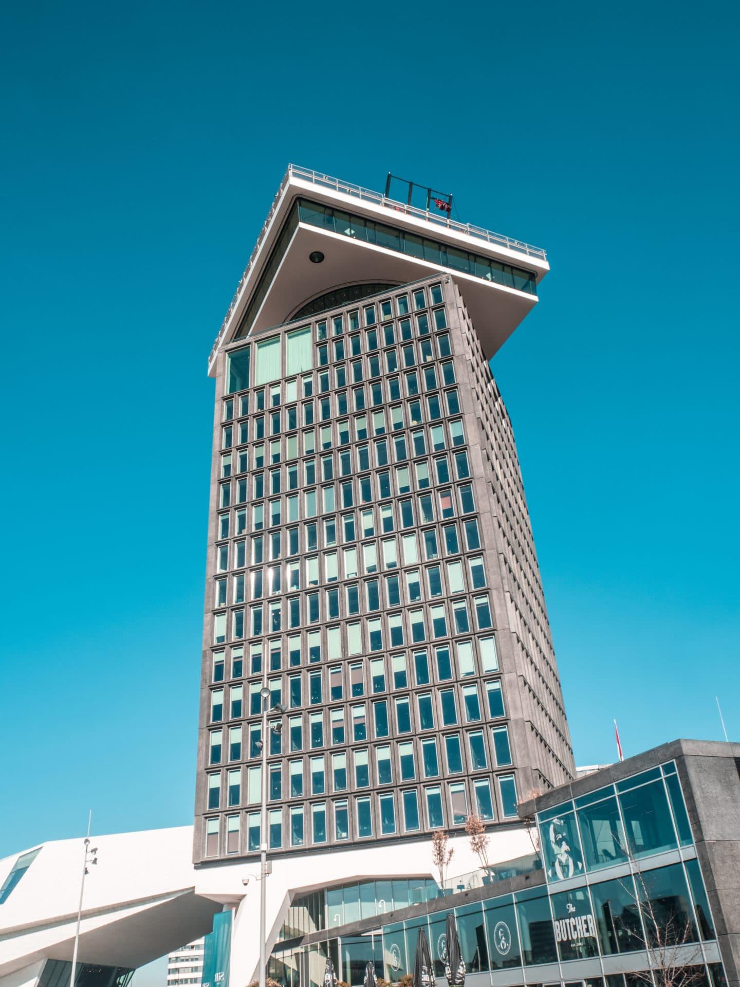 Sehenswürdigkeit Amsterdam Schaukel