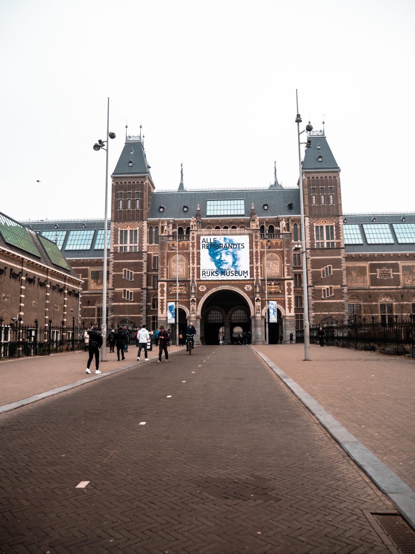 Rijksmuseum Amsterdam Reichsmuseum