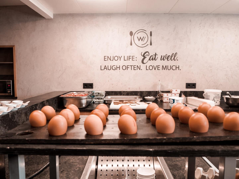 Kulinarik im Wellnesshotel Winkler