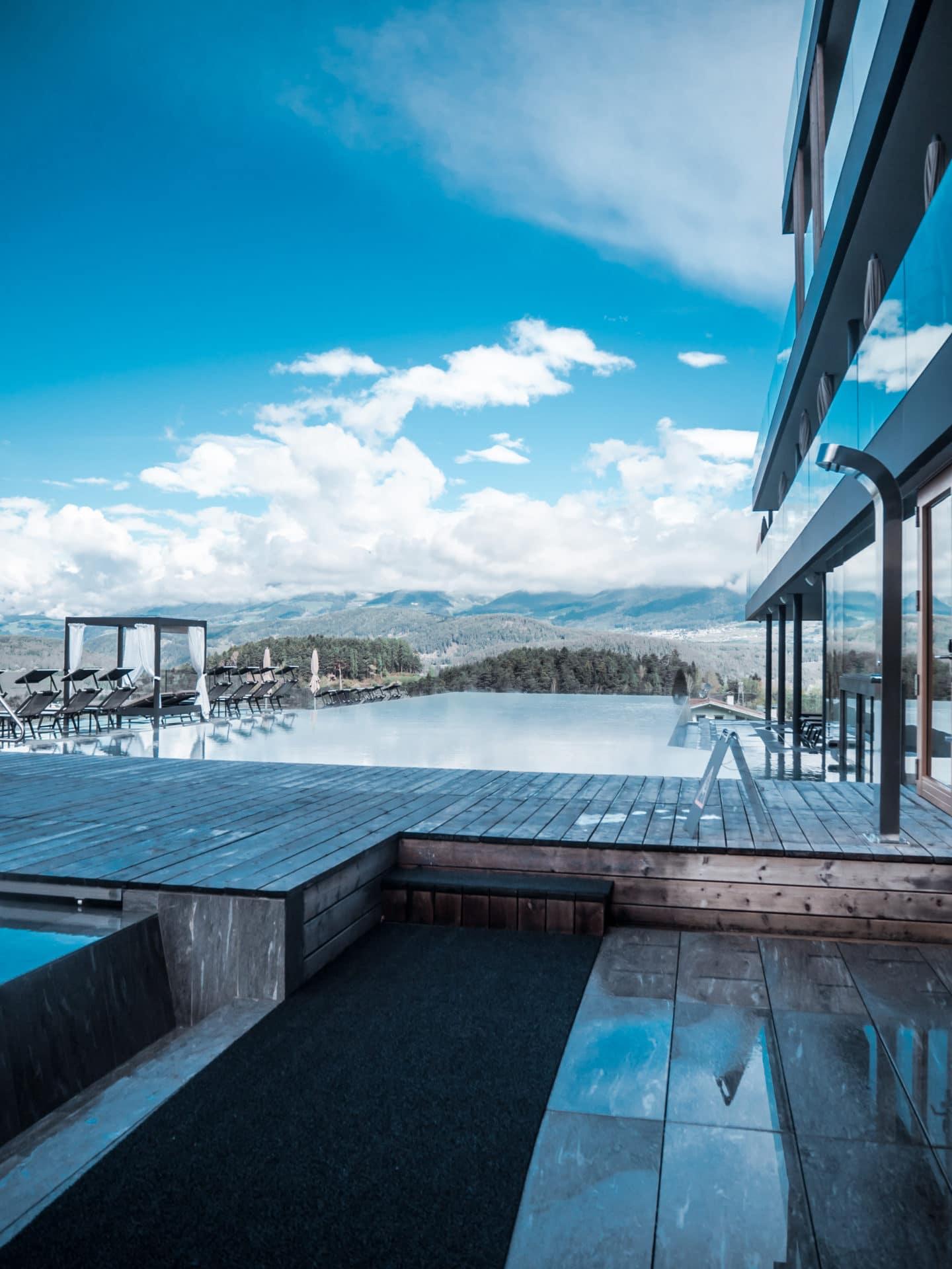 Pool Hotel Winkler Südtirol