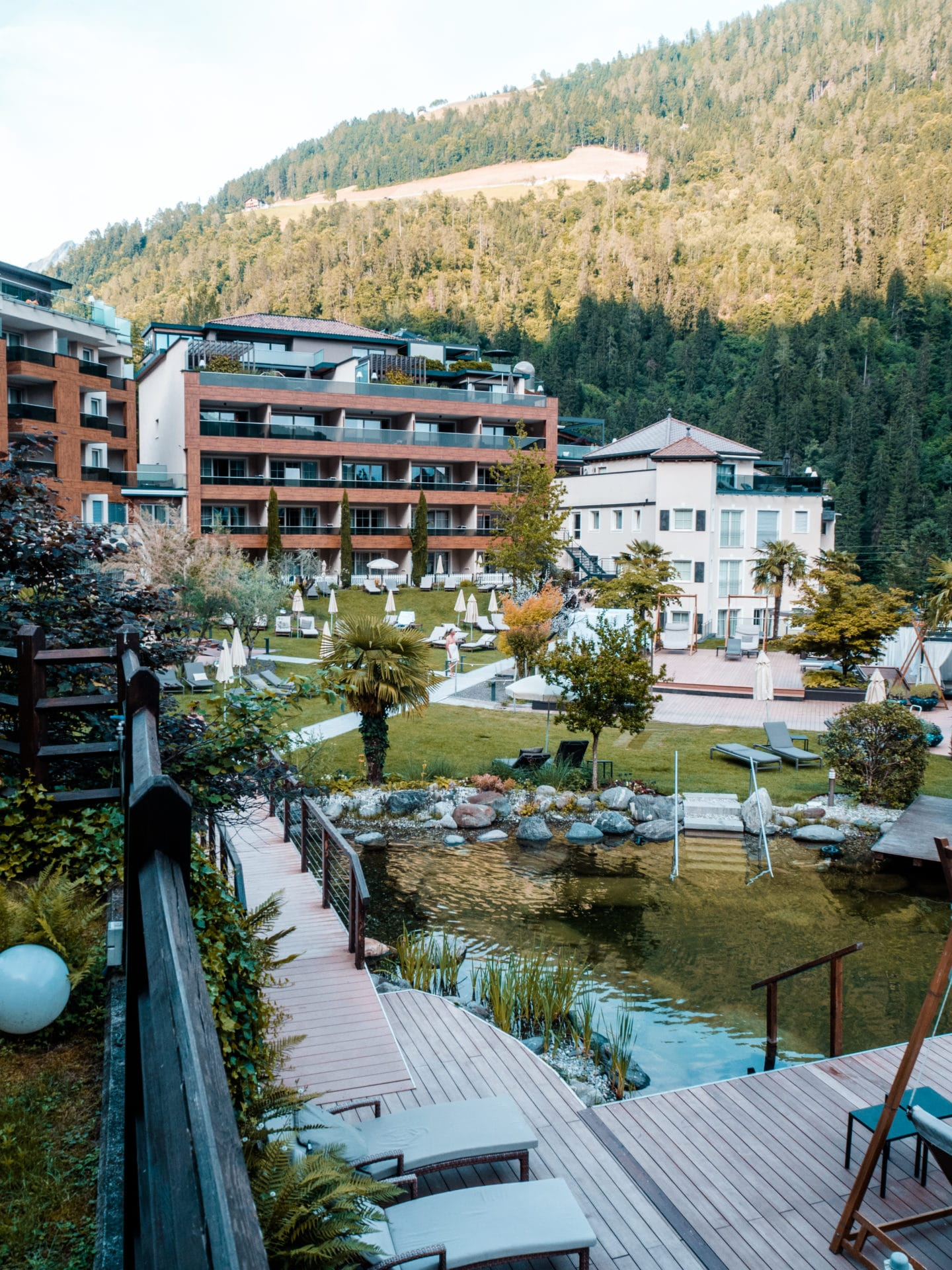 Quellenhof Luxury Resort Passeiertal