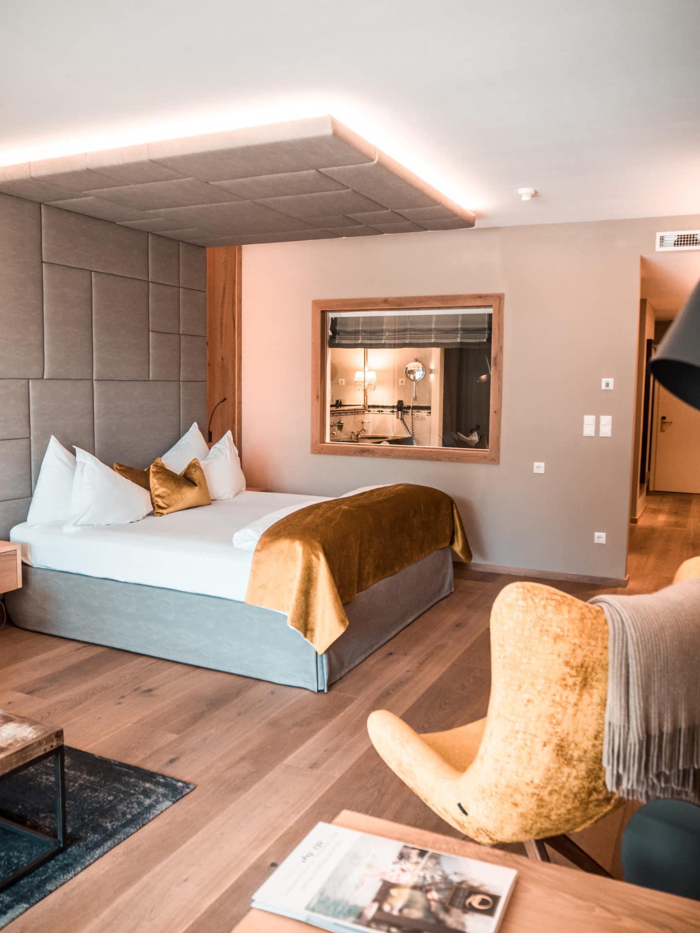Quellenhof Zimmer Südtirol