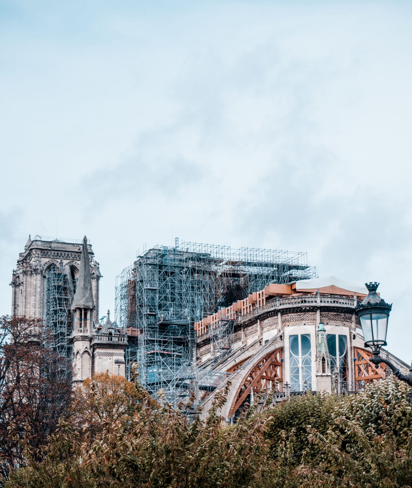 Notre Dame Paris Sehenswürdigkeit