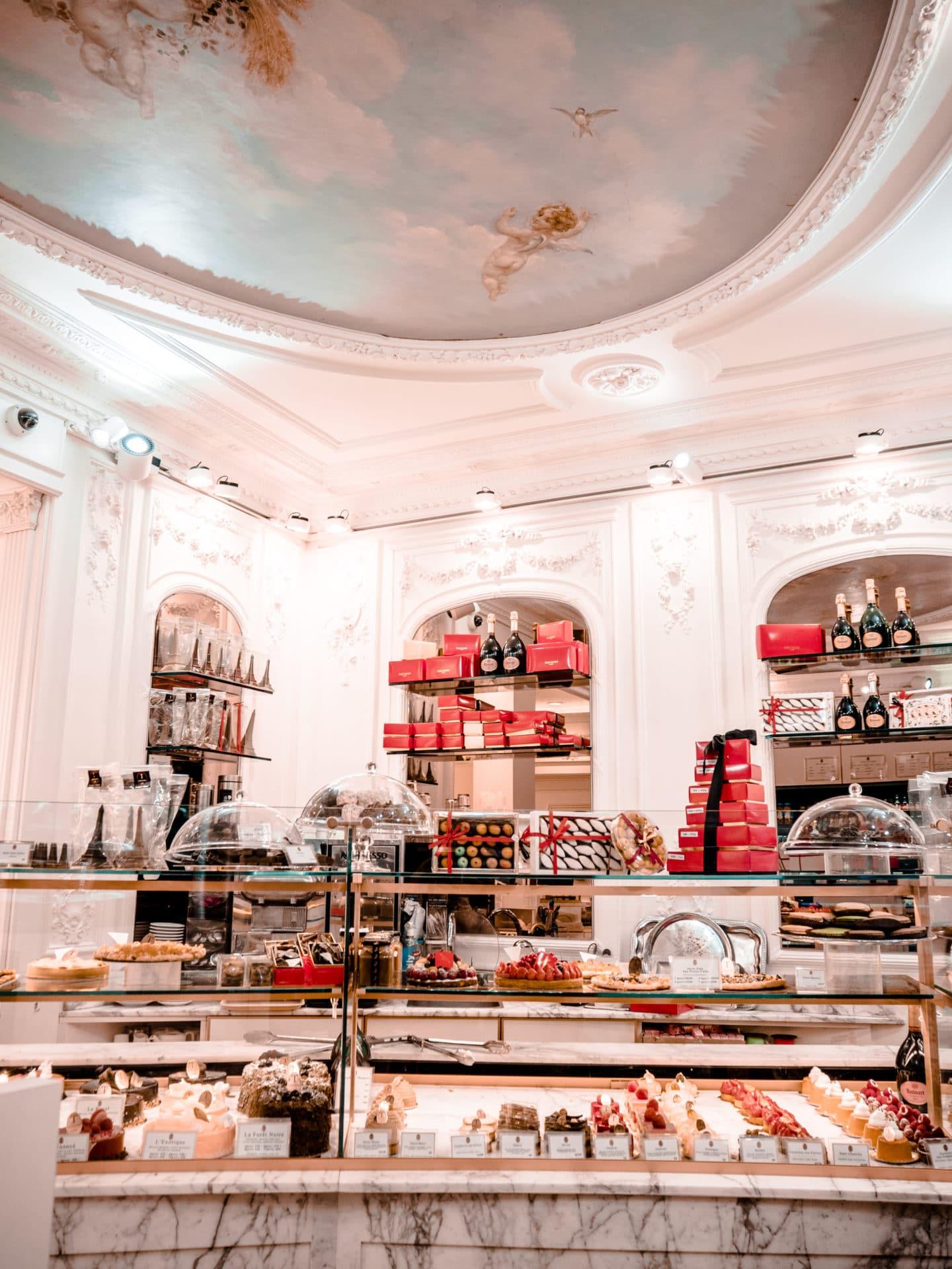 Thevenin Bäckerei & Konditorei Paris