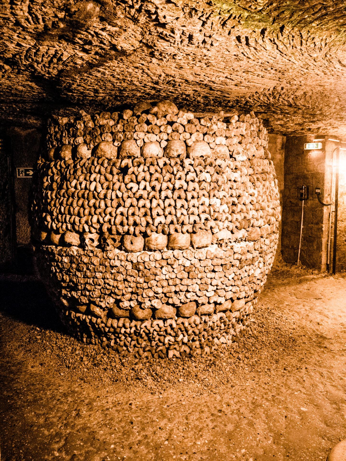 Katakomben von Paris empfehlenswert