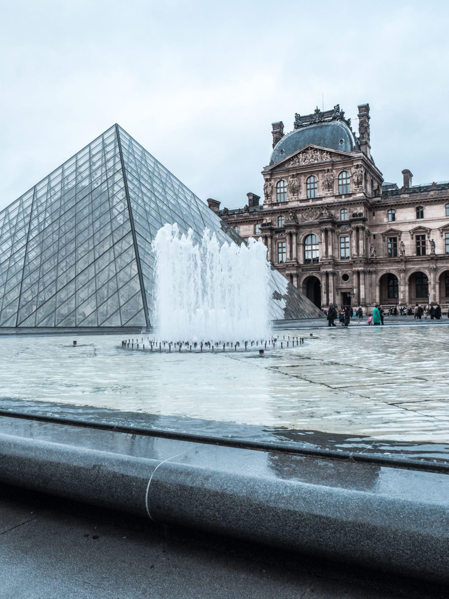 Louvre Paris Reisebericht