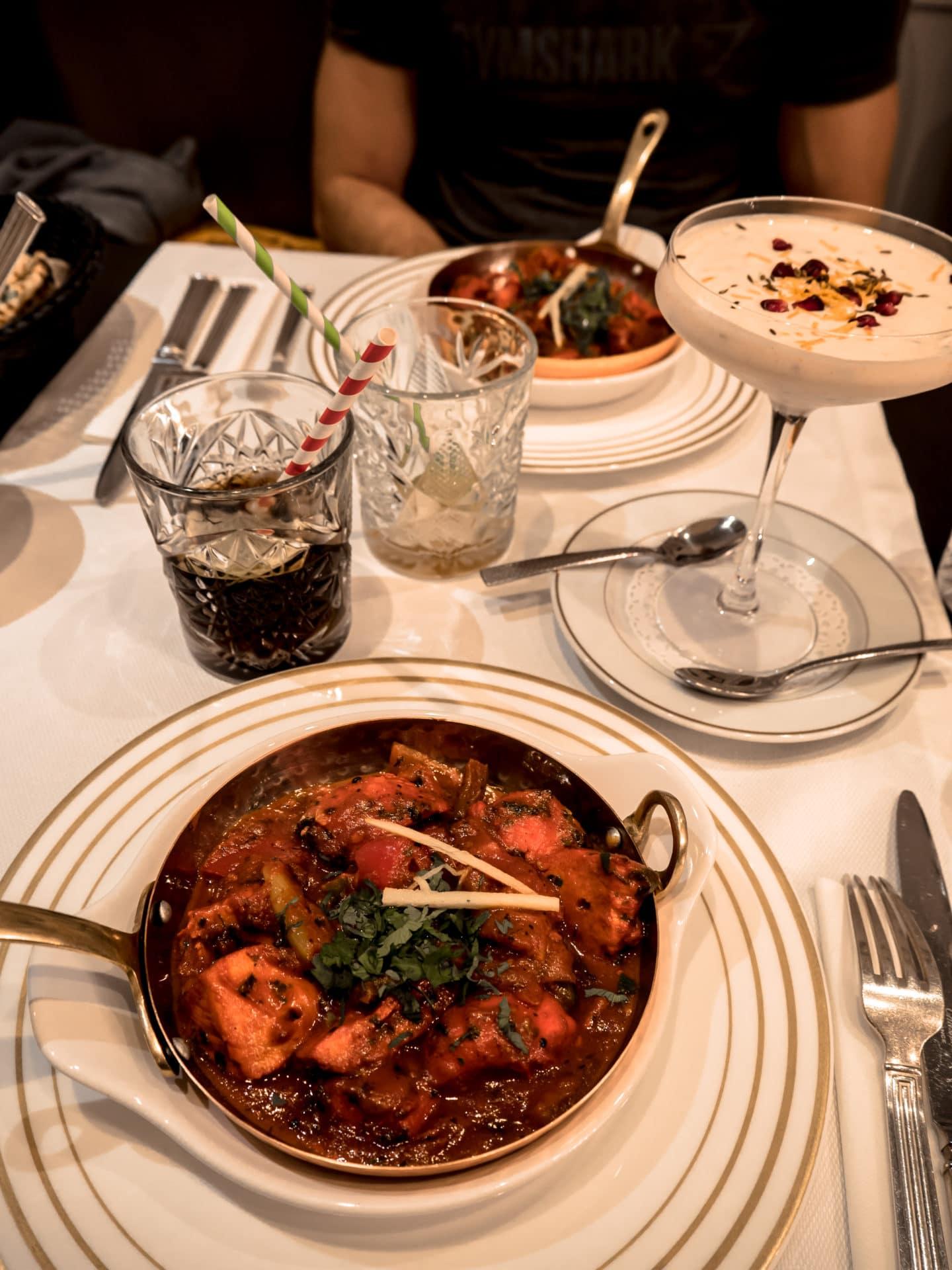 Mayfair Garden indisches Restaurant in Paris