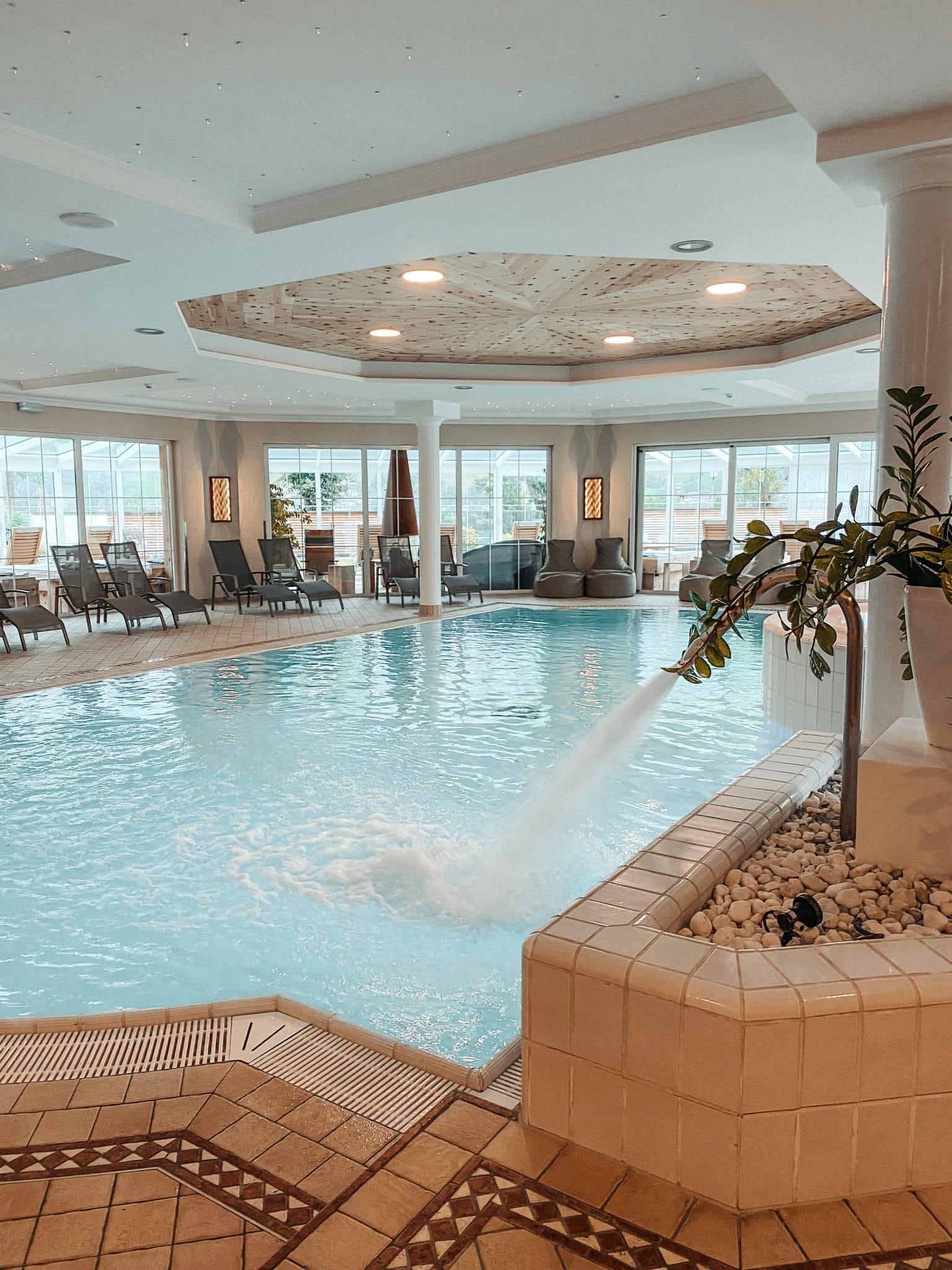 Wellnessbereich Hotel Held