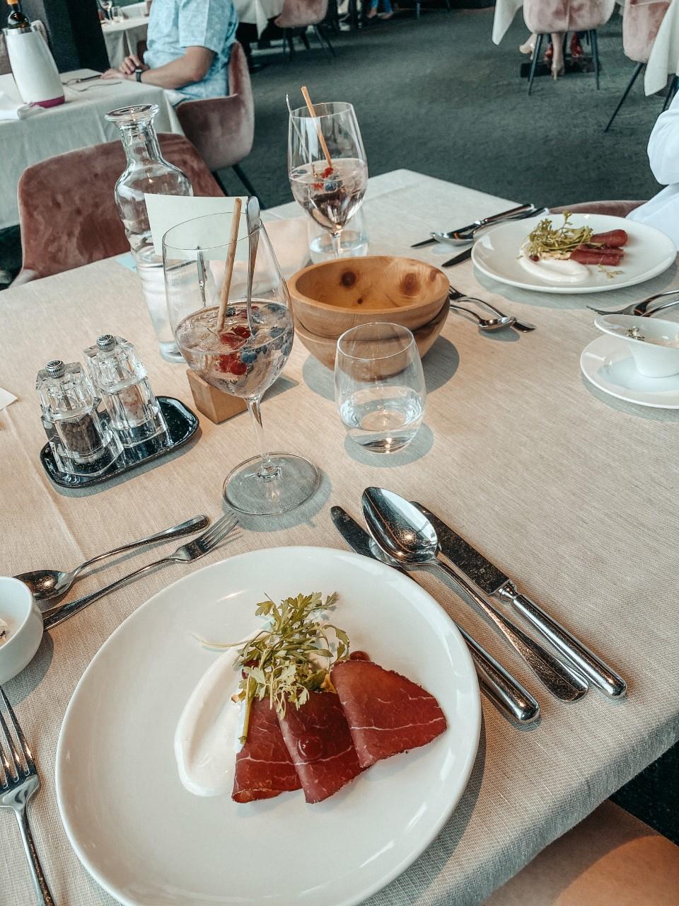 Kulinarik Hotel Held
