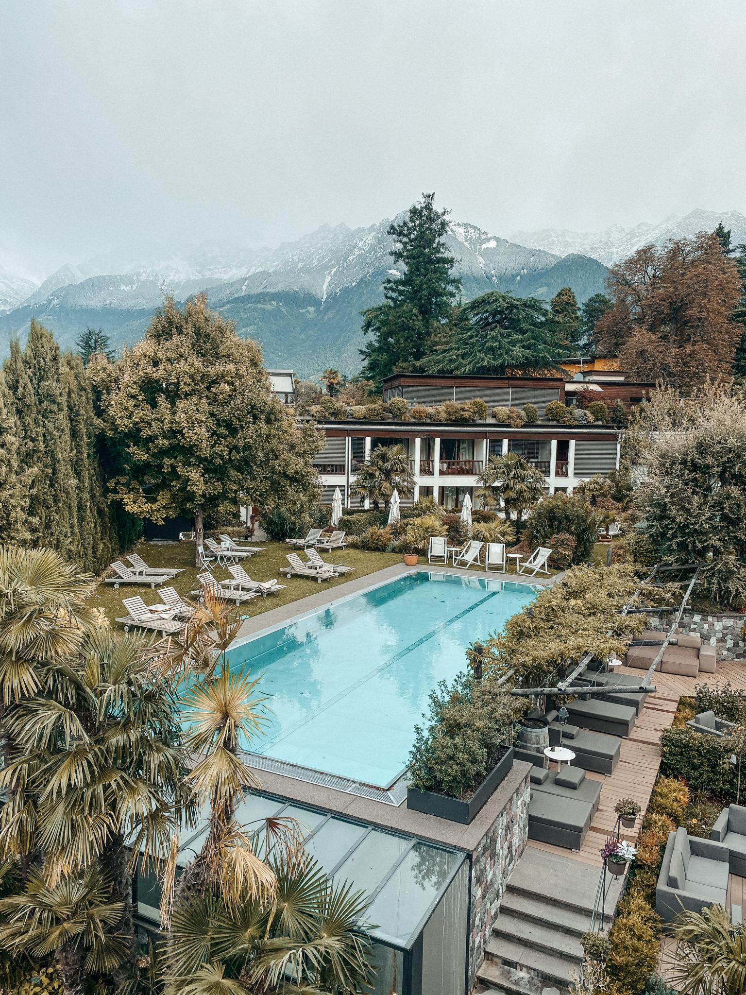 Hotel Pool Plantitscherhof